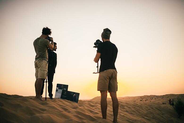 Mark Zitti e i fratelli coltelli - Desert Shooting-21